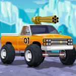 Free online flash games - Snow Truck Extreme game - WowEscape