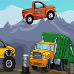 Free online flash games - Ultimate Car Stunt game - WowEscape