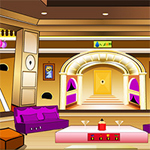 Free online flash games - Celebrity Gold Room Escape game - WowEscape