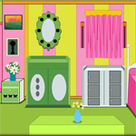 Free online flash games - Colored Baby Room Escape game - WowEscape