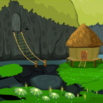 Free online flash games - Cute Island Escape game - WowEscape