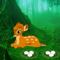 Free online flash games - Dawn Mist Forest Escape game - Games2Rule
