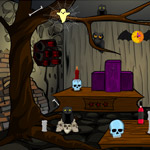 Free online flash games - Eerie Room Escape game - WowEscape