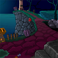Free online flash games - Halloween Escape Games 10 Turnips game - WowEscape