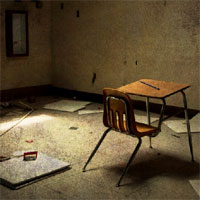 Free online flash games - FRE Haunted Secondary School Escape game2rule