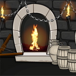 Free online flash games - Indian Ancient Room Escape game - WowEscape