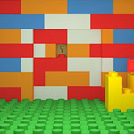 Free online flash games - Lego Room Escape game - WowEscape