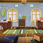 Free online flash games - Scared Boy Escape game - WowEscape