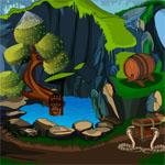 Free online flash games - Strange Jungle Escape game - WowEscape