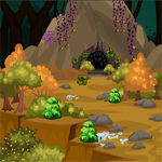 Free online flash games - Thanksgiving Shallow Water Escape game - WowEscape