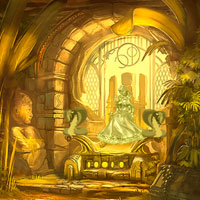 Free online flash games - Throne Rooms Escape game - WowEscape