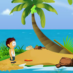 Free online flash games - Tropical Island Escape game - WowEscape