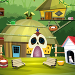 Free online flash games - Village House Escape game - Games2Rule