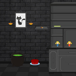 Free online flash games - Wow Scary Escape game - WowEscape