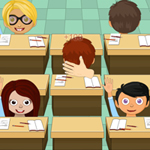 Free online flash games - Classroom Slap game - WowEscape