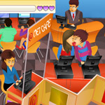 Free online flash games - HotSpot Net Cafe game - WowEscape