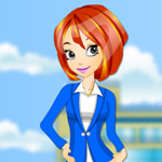Free online flash games - Bulo Business Management Dress Up game - WowEscape