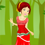 Free online flash games - Fruit Girl Dress Up game - WowEscape