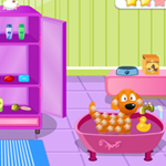 Free online flash games - Clean My Dog game - WowEscape