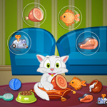 Free online flash games - Kitty Bubbles game - WowEscape