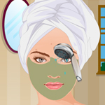 Free online flash games - Candice Swanepoel Makeover game - WowEscape