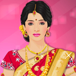Free online flash games - Indian Beauty Makeover game - WowEscape