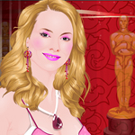 Free online flash games - Naomi Watts Makeover game - WowEscape