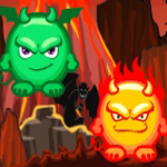 Free online flash games - Devil Fall 2 game - WowEscape