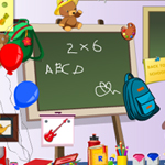 Free online flash games - Kids Play School Checks game - WowEscape