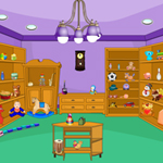 Free online flash games - Kids Toys Checks game - WowEscape