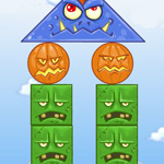 Free online flash games - Build Balance Halloween game - WowEscape
