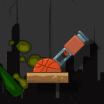 Free online flash games - Cannon Basketball game - WowEscape