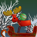 Free online flash games - Christmas Balance game - WowEscape