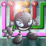 Free online flash games - Gemlink Bomb Edition game - WowEscape