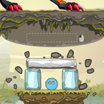 Free online flash games - Jurassic Eggs game - WowEscape
