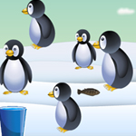 Free online flash games - Penguin Turnout game - WowEscape