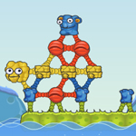 Free online flash games - Sticky Linky game - WowEscape
