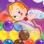 Free online flash games - Valentine Bubbles game - WowEscape