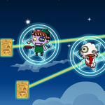 Free online flash games - Zombie Charm game - WowEscape