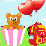 Free online flash games - Kids Toys Decor game - WowEscape