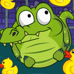Free online flash games - Alligator Like Duck game - WowEscape