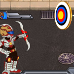Free online flash games - Armor Hero-Shooting Practice game - WowEscape