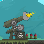 Free online flash games - Artillery Rush game - WowEscape