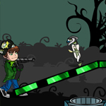 Free online flash games - Ben 10 Extreme Shooter game - WowEscape