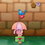 Free online flash games - Bunny Wildflowers game - WowEscape