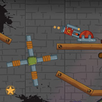 Free online flash games - Cannon Basketball 2 game - WowEscape