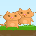 Free online flash games - Cat Astronauts Extra game - WowEscape