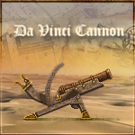 Play Da Vinci Cannon Game At Games2rule The Kingdom Of