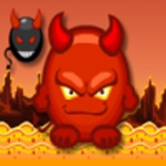Free online flash games - Devil Fall game - WowEscape
