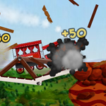 Free online flash games - Dynamit Train game - WowEscape